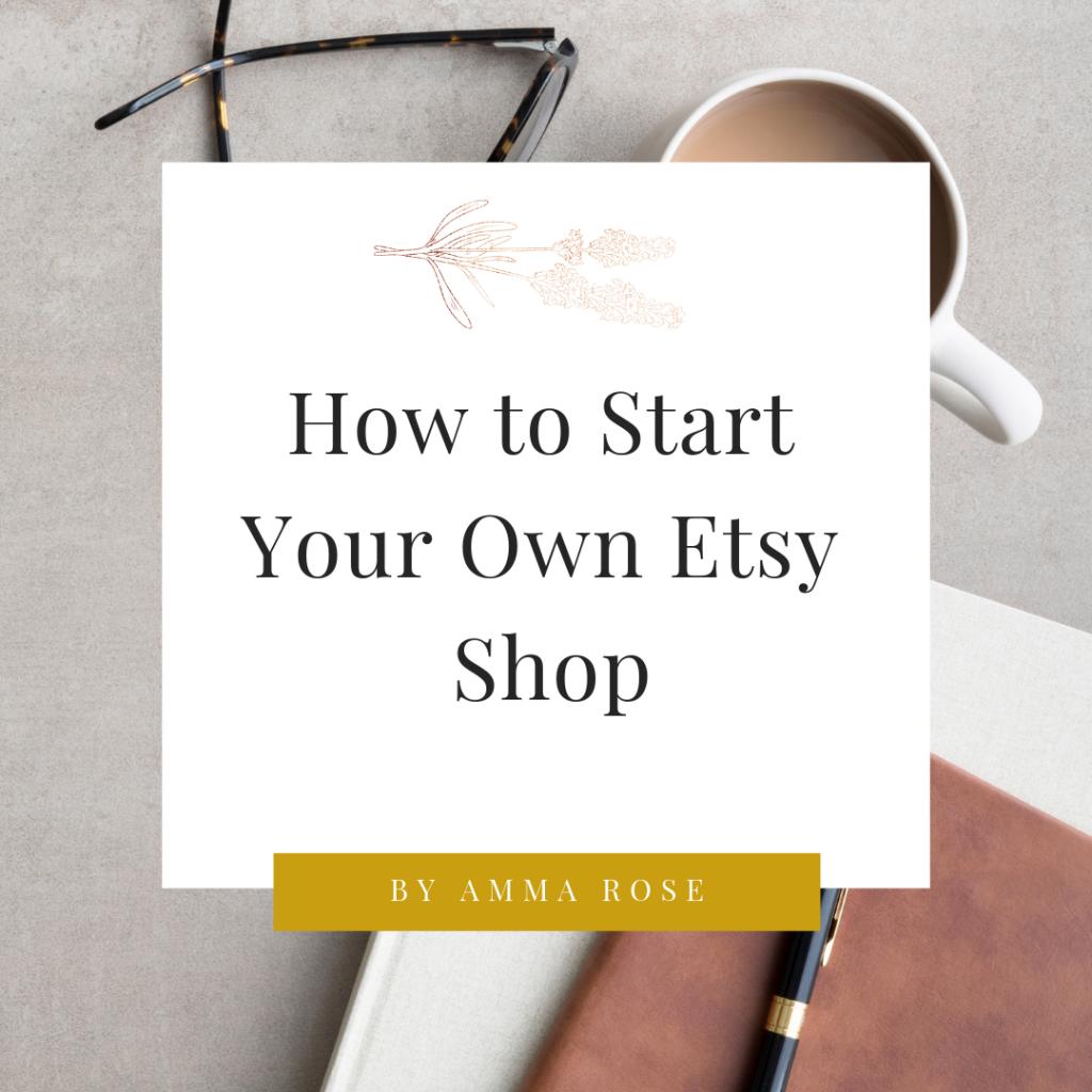 start-an-etsy-shop